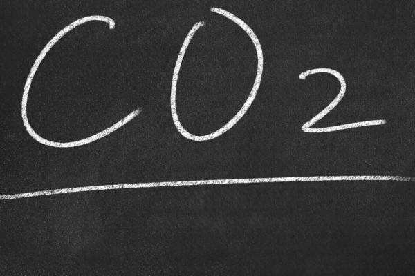 Medidor de CO2 en la clínica de fisioterapia